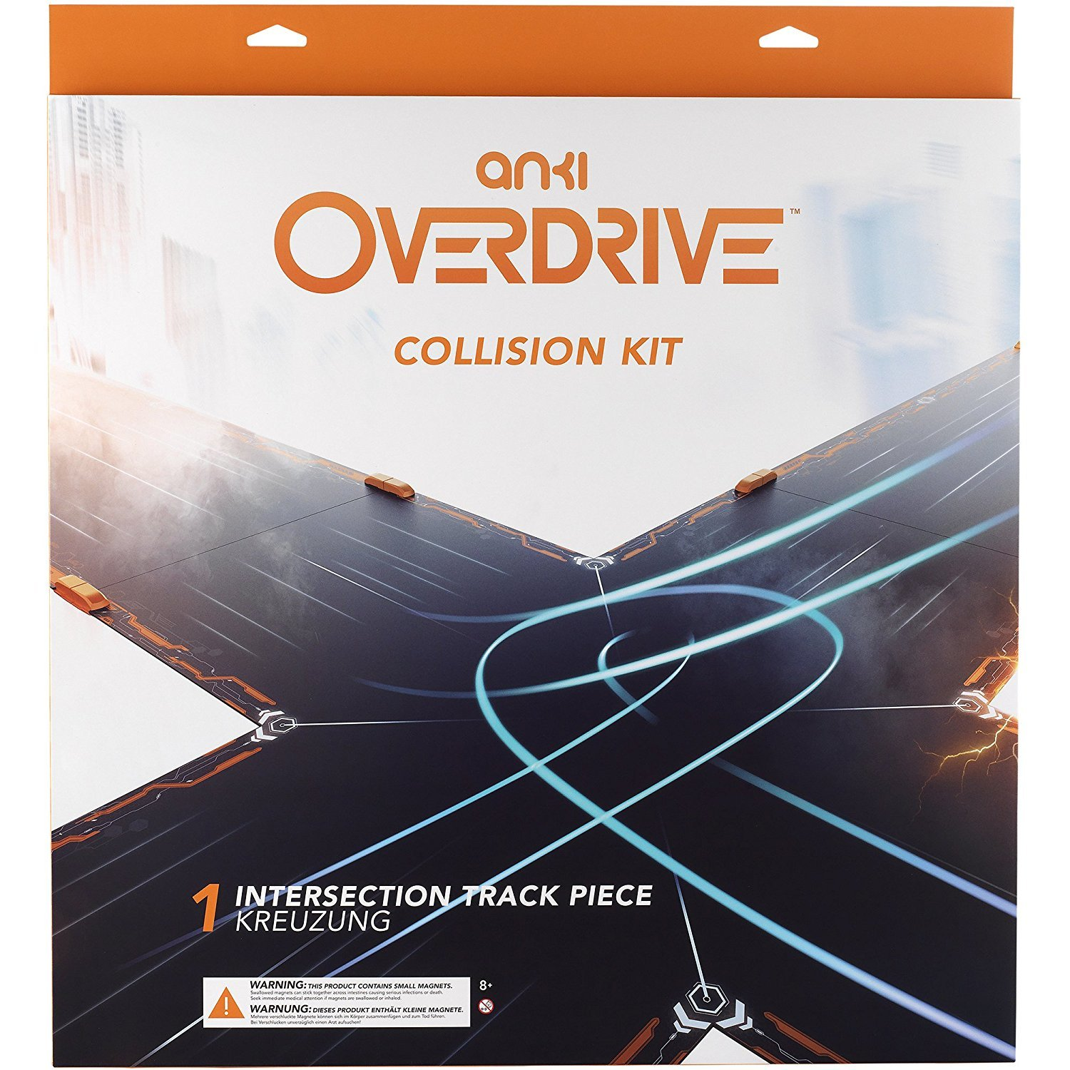 Anki Overdrive Expansion Track Collision Kit image