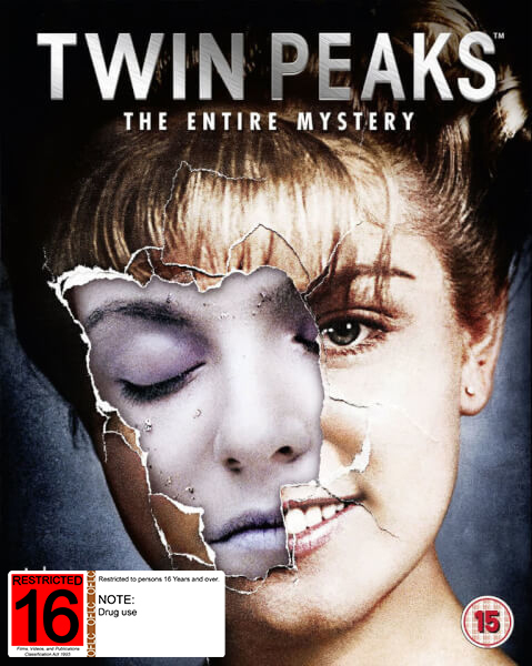 Twin Peaks: The Complete Boxset on Blu-ray image