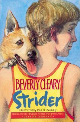 Strider by Beverly Cleary image