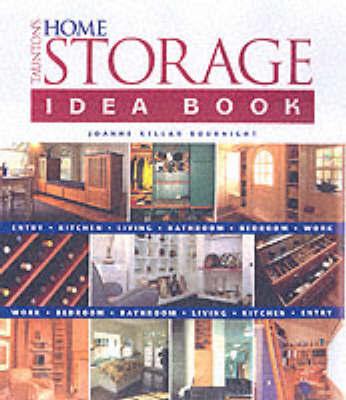 Home Storage Idea Book by Joanne Kellar Bouknight