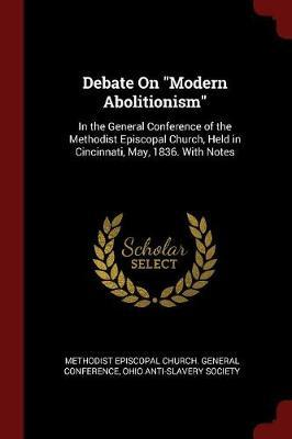 Debate on Modern Abolitionism image