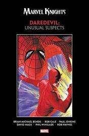 Marvel Knights Daredevil By Bendis, Jenkins, Gale & Mack: Unusual Suspects by Marvel Comics