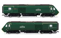 Hornby: GWR, Class 43 HST, 'Meningitis Trust Support for Life' Train Pack
