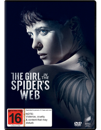 The Girl In The Spider's Web on DVD