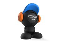iDance Beatdude Bluetooth Wireless Speaker- Black