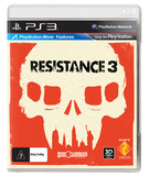 Resistance 3 for PS3