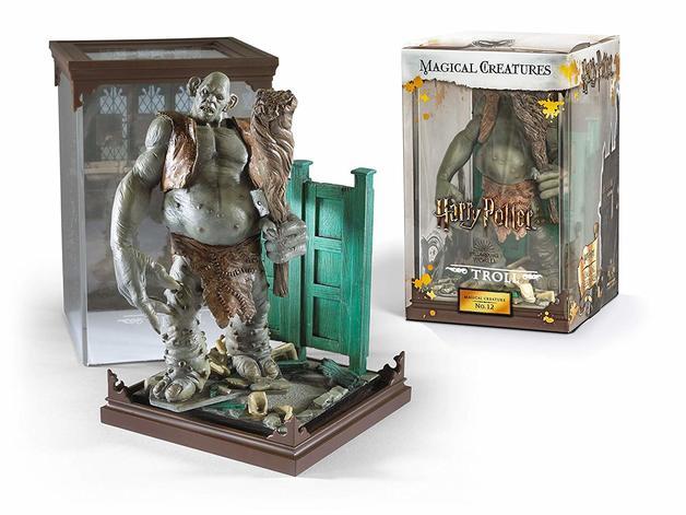 Harry Potter: Magical Creatures Diorama - Troll (No.12)