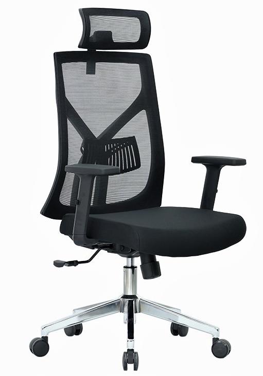 Gorilla Office: Executive Office Chair - Black