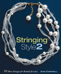 Stringing Style 2 by Jean Campbell