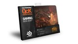 SteelSeries QcK Limited Edition - Cataclysm Deathwing for