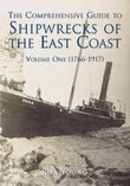 The Comprehensive Guide to Shipwrecks of The East Coast by Matthew Young image