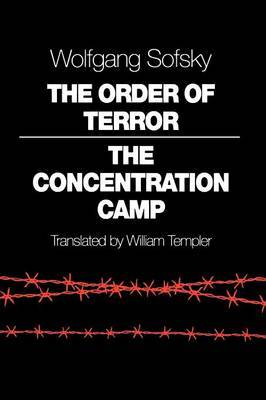 The Order of Terror by Wolfgang Sofsky image