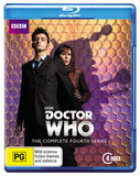 Doctor Who - The Complete Fourth Season on Blu-ray