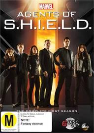 Marvel's Agents Of SHIELD - Season 1 on DVD