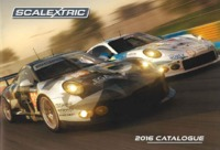 Scalextric - 2016 Catalogue image