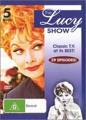 Lucy Show, The (5 Disc) on DVD