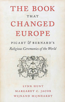 The Book That Changed Europe by Lynn Hunt image