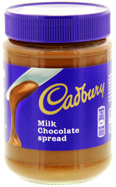 Cadbury Milk Chocolate Spread (400g)