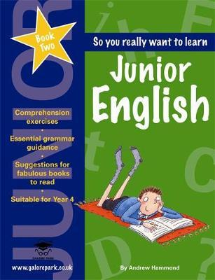 Junior English Book 2 by Andrew Hammond