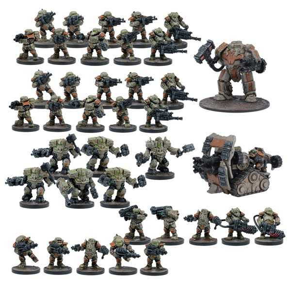 Warpath: Forge Father Starter Force