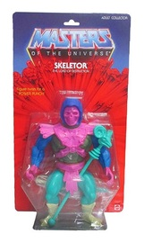 Masters of the Universe - Skeletor (Colour Combo D) - Retro Action Figure