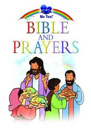 Me Too Bibles and Prayers by Marilyn Lashbrook image