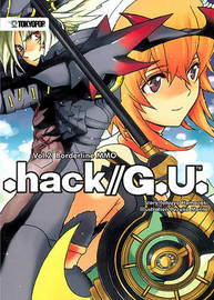 Hack// G.U., Volume 2 (novel) by Tatsuya Hamazaki image