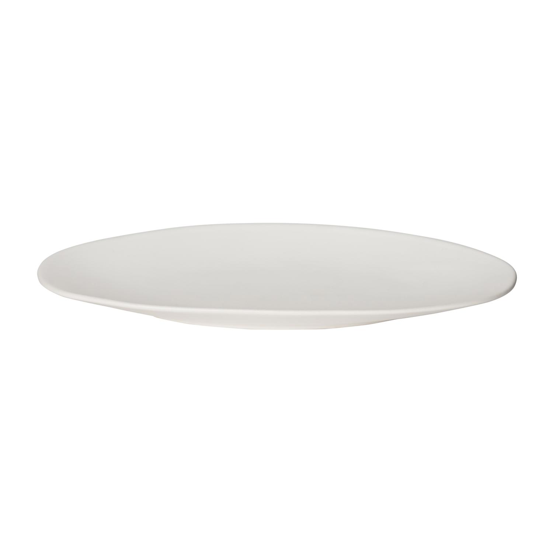 General Eclectic: Freya Large Platter - White image