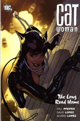 Catwoman by Will Pfeifer image