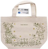 Pokemon: Star Series - Mini Tote Bag (Ivory)