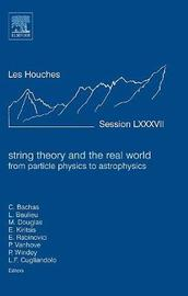 String Theory and the Real World: From particle physics to astrophysics: Volume 87