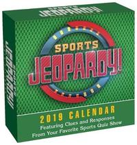 Sports Jeopardy! 2019 Day-To-Day Calendar by Sony