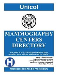 Mammography Centers Directory, 2018 Edition