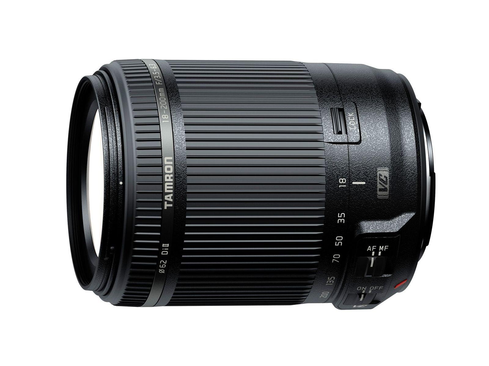 Tamron 18-200MM F3.5-6.3 DI II VC Nikon image