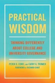 Practical Wisdom by Peter D Eckel image
