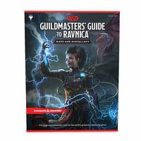 Dungeons & Dragons: Guildmasters Maps & Miscellany