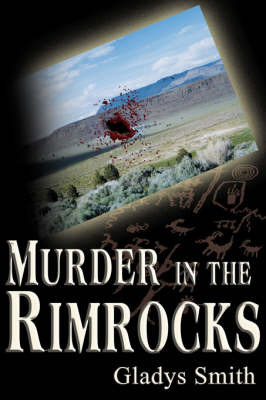 Murder in the Rimrocks by Gladys, A. Smith image