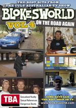 Blokesworld - Vol. 4: On The Road Again (2 Disc Set) on DVD