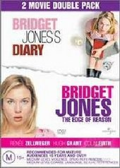 Bridget Jones's Diary / Edge Of Reason - Romance 2 Movie Pack (2 Disc Set) on DVD