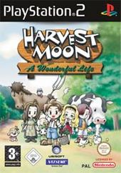 Harvest Moon: A Wonderful Life for PlayStation 2