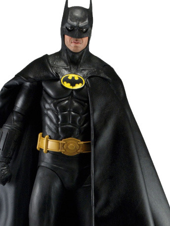 Batman 1989 Michael Keaton 1/4 Scale Figure image