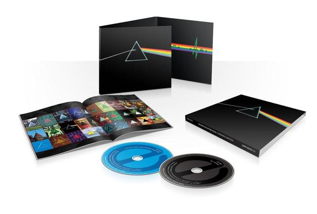 Dark Side Of The Moon (2CD Experience Edition) [Remastered 2011] by Pink Floyd