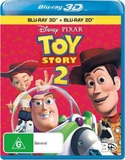 Toy Story 2 3D DVD