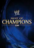 WWE Night of Champions 2014 DVD