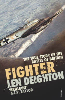 Fighter: The True Story of the Battle of Britain by Len Deighton image