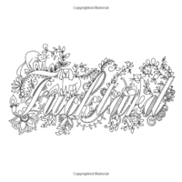 Sweary Coloring Book | Adult Coloring Books Book | In-Stock - Buy ...