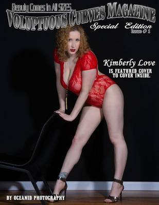 Voluptuous Curves Magazine by Michael Enoches