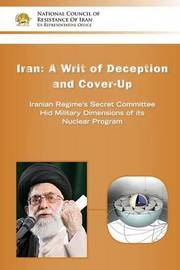 Iran-A Writ of Deception and Cover-Up by Ncri- U S Representative Office