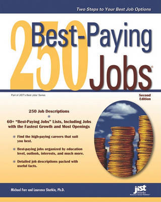 250 Best-Paying Jobs by Michael Farr
