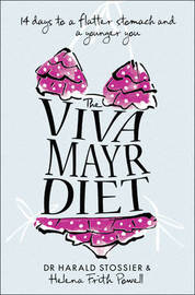 The Viva Mayr Diet by Harald Stossier image